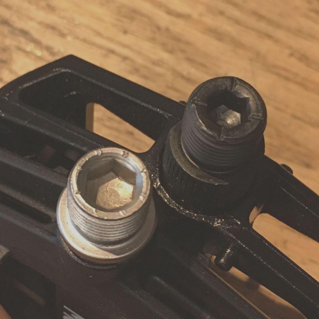 Fahrradschlüssel Berg Pedal Reparatur Montage Entfernung Kohlenstoffstahl