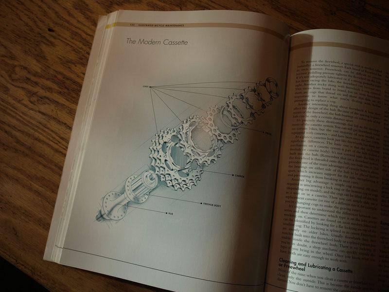"Inside the book: ""The Modern Cassette"" illustration by Beau Daniels"